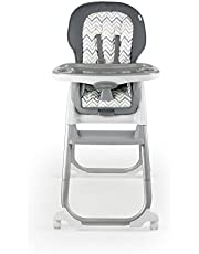 Ingenuity Trio Elite 3-in-1 High Chair – Vesper - High Chair, Toddler Chair, and Booster