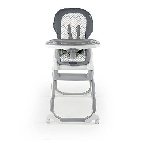 - Ingenuity Trio Elite 3-in-1 High Chair - Braden - High Chair, Toddler Chair, and Booster