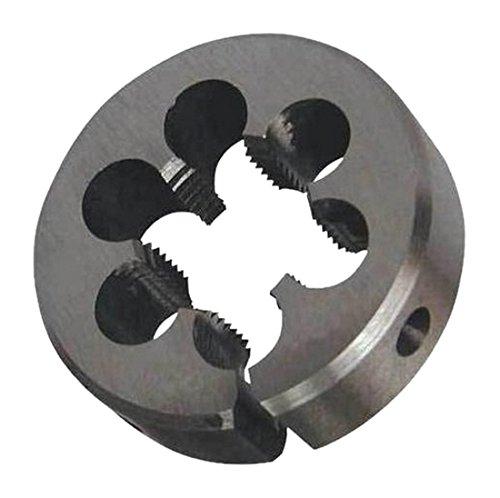 Alfa Tools RDSP75215 1-1//2-18 HSS Round Adjustable Die