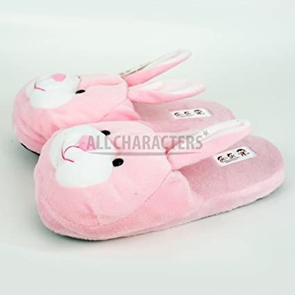 d70f01569205 Amazon.com  Cute Animal Plush Indoor Slippers Juniors Womens Feet Size  Slipper