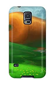 Flexible Tpu Back Case Cover For Galaxy S5 - The Big Carrot