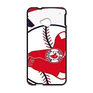 Happy boston red socks Phone Case for HTC One M7