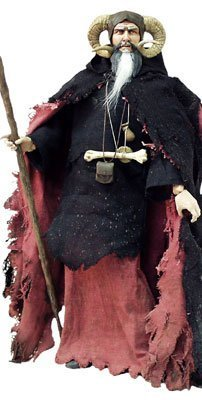 Holy Grail Costumes (Tim the Enchanter (John Cleese) from Monty Python and the Holy)