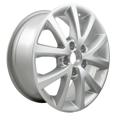 CPP Replacement Wheel ALY69897U for 2010-2016 Volkswagen Jetta by CPP (Image #1)
