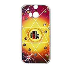 KORSE The Big Bang Theory Design Personalized Fashion High Quality Phone Case For HTC M8