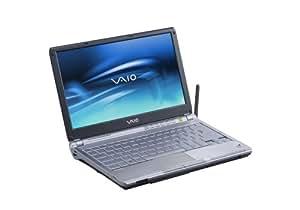 Sony VAIO VGN-TXN15P/B 11.1-inch Laptop (Intel Core Solo Processor U1400, 1 GB RAM, 80 GB Hard Drive, DVD+R Dbl Layer Drive)