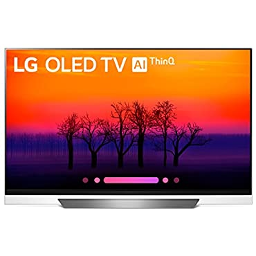 LG Electronics OLED55E8PUA 55 4K Ultra HD Smart OLED TV (2018 Model)