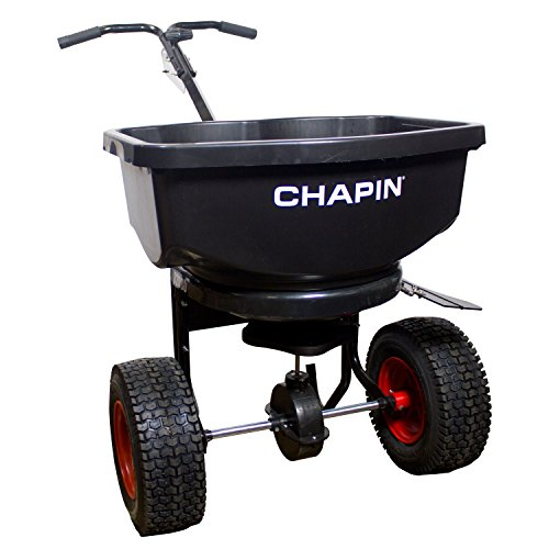 Chapin Professional Spreader - All Season 80-Pound Capacity Professional Spreader