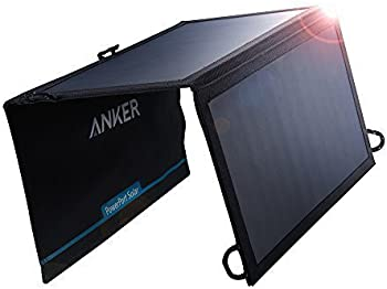 Anker 15W Dual Ports USB Solar Charger