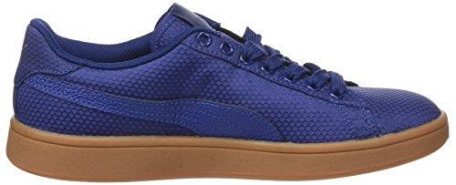 Depths Sneakers Bleu Team V2 Ripstop Smash Blue Adulte Gold Mixte Basses Puma CxaqTzwnS