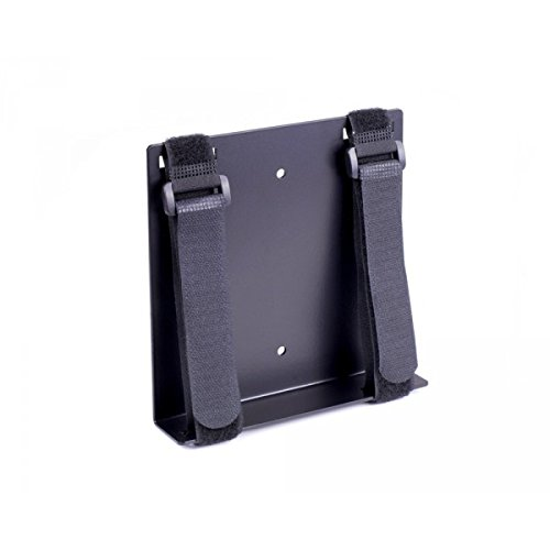 Oeveo Universal Strap Mount 125-6H x 1.25W 6D | Adjustable Mount for Mini Computer, AV Components, Media Devices, and Other Small Electronic Devices | UNVM-125