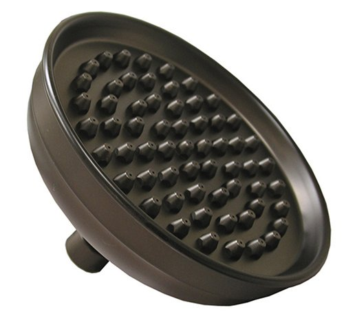 UPC 717510018479, Plumbest S01-84RB 6-Inch Diameter Shower Head with Tips, Oil Rubbed Bronze