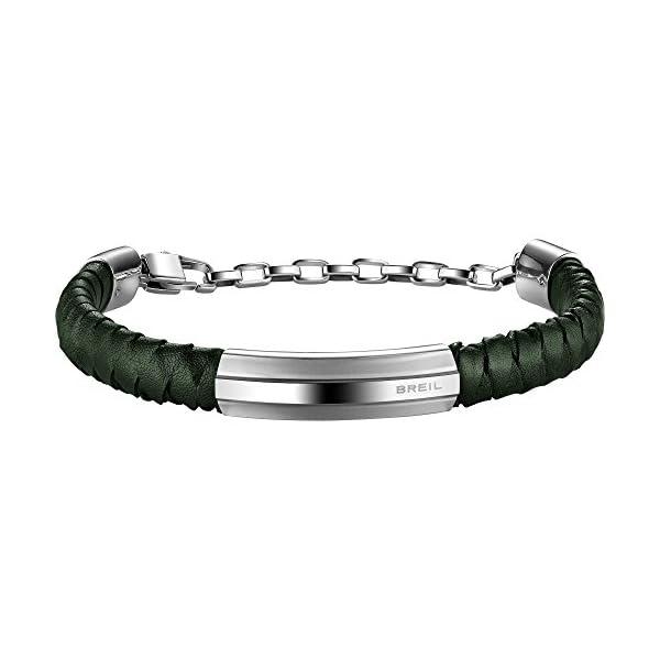 bracciale uomo gioielli Breil Thorn sportivo cod. TJ1762 1