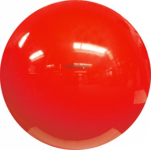 Gymnic Megaball: Group Activity Fitness Ball, Red (180 cm) by Gymnic
