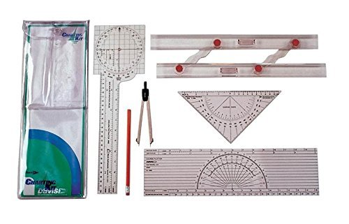 Davis Instruments Davis - Charting Kit (Pkg. 6 Pieces Included) by