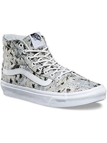 Shoes SK8 UA Abstract Italian Weave Sneakers Women Hi Vans Slim wBxvff