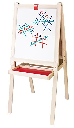Cra-Z-Art 3-in-1 Kids Artist Easel, Wooden