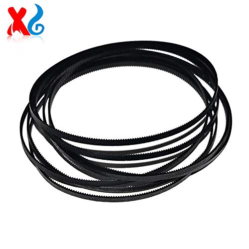 Printer Parts 10X Re-Manufactured 7110 7610 Short Carriage Tracking Feeding Belt Replacement for HP Officejet 7110 7610 7612 6700 CM751-40275 by Yoton (Image #2)