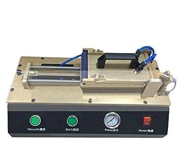 GOWE universal OCA laminador sin molde LCD reparar reparación máquina para laminado OCA polarizador película con compresor de aire: Amazon.es: Bricolaje y ...