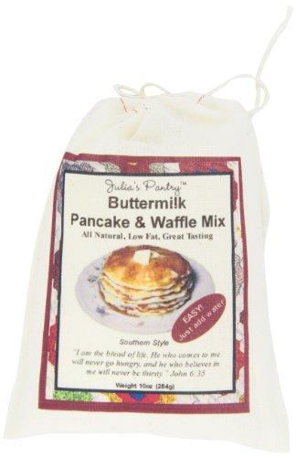 Julia's Pantry Pancake and Waffle Mix, Buttermilk, 10 Ounce