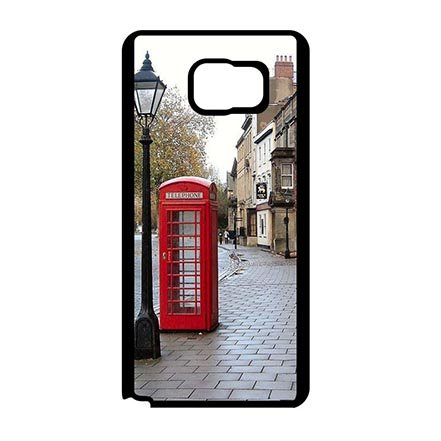 pretty nice b9204 43367 Amazon.com: Supreme Custom Telephone Booth Samsung Galaxy Note 8 ...