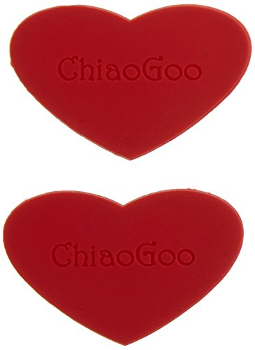 "ChiaoGoo 2599 N/A Cable Rubber Grippers 2/Pkg-2""X1.25"","