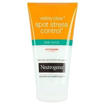neutrogena visibly clear wash