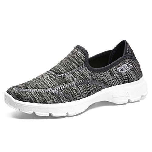 up Sport Francesina Women Rete Sneakers Ragazza Pantofola Shoes Ihengh Casual Pu Ginnastica Scarpe Donna 2019 Respirante Grigio Estate Moda Scarpa Lace Outdoor Running Breathable IXC7qXx5
