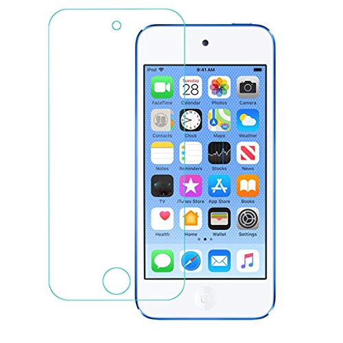 Deyoav HD Tempered Clear Glass Screen Protector Film for Apple for iPod TOU ch 7
