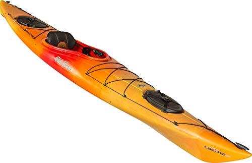 Old Town Castine 140 Touring Kayak (Sunrise, 14 Feet)