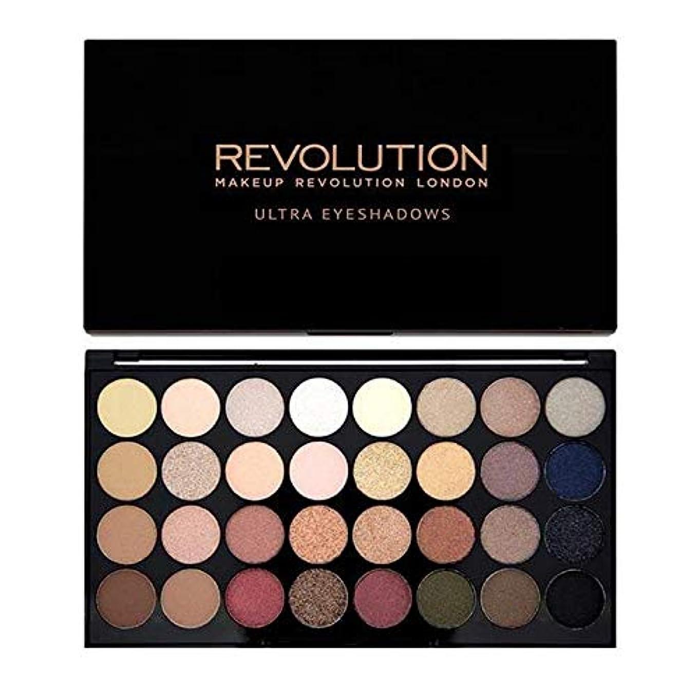 開業医リンケージ申請者[Revolution ] 革命完璧な16グラムアイシャドウパレット - Revolution Flawless 16G Eye Shadow Palette [並行輸入品]