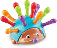 Learning Resources Spike The Fine Motor Hedgehog, Sensory, Fine Motor Tools for Todders, Color Recognition, Ag