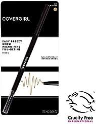 COVERGIRL Easy Breezy Brow Micro-Fine + Define Pencil...