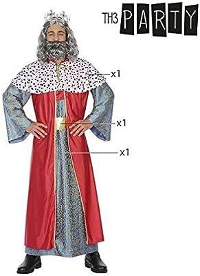 Th3 Party Disfraz para Adultos 1354 Rey mago melchor: Amazon.es ...