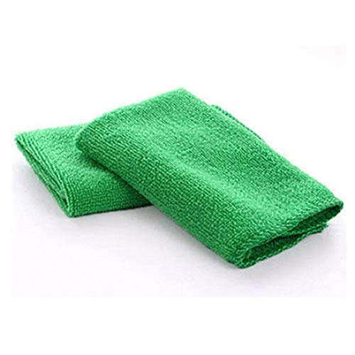 10Pcs Large Microfibre Cleaning Auto Car Detailing Soft Cloths Wash Duster Towel YESZ Microfiber Drying Towels for Cars