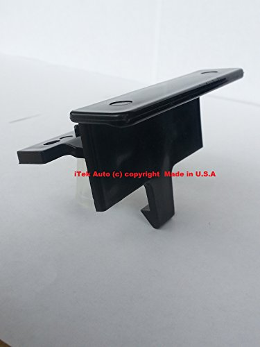 Gmc Sierra Long Box - ITEK AUTO Center Console Latch Redesigned! Made in U.S.A! PREMIUM 07-14 Silverado Suburban Tahoe Avalanche Sierra Yukon 20864151 20864153 20864154 10296 Armrest Door Handle Lock Clip
