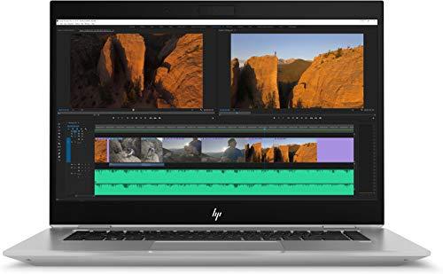 "HP Smart Buy Zbook Studio G5 4NM08UT Laptop (Windows 10 Pro, Intel Core i7 8750H 2.2 GHz, 15.6"" LED Screen, Storage: 256 GB, RAM: 8 GB) Black/Grey"