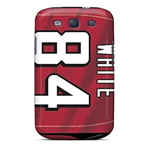 For GAwilliam Galaxy Protective Case, High Quality For Galaxy S3 Atlanta Falcons Skin Case Cover