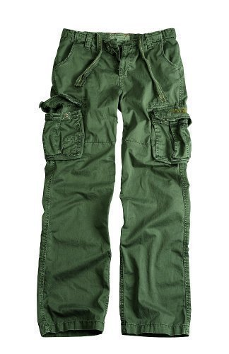 Alpha industries pantalon beam vF 113210 (33 (vert olive)