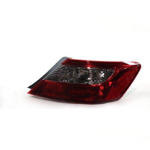 Coupe Civic Tyc Honda Tail - HONDA CIVIC (COUPE) TAIL LIGHT RIGHT (PASSENGER SIDE) 2009-2010
