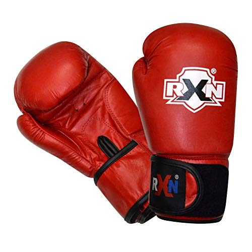 Competition Boxing Gloves All Leather