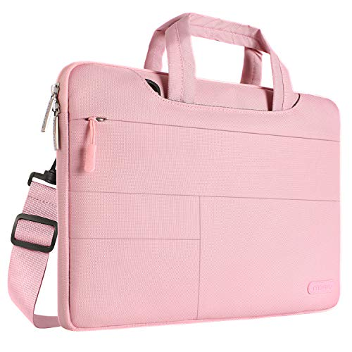 MOSISO Laptop Shoulder Bag Compatible 15-15.6 Inch 2018 2017