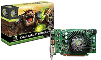 Point of View 512MB nVidia GeForce 8600GTS PCI Express ...