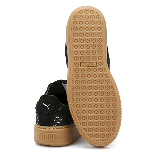 Puma Basket Platform Exotic Skin 36337701, Basket