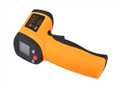 Danibos sans contact Thermomètre infrarouge IR Gun avec visée laser