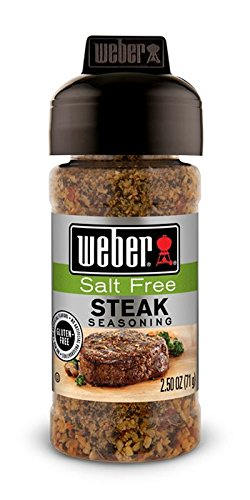 Weber Salt free Steak Seasoning Ounce