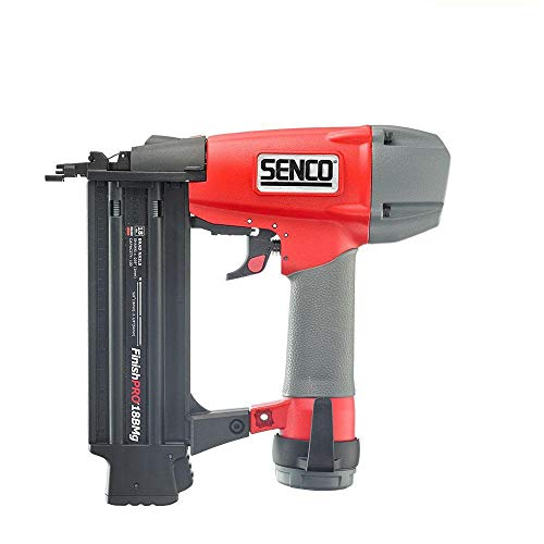 SENCO 9B0001R FinishPro 18BMG Magnesium 18-Gauge 2-1/8 in. Oil-Free Brad Nailer (Certified Refurbished)