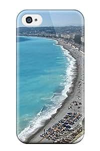 TYH - Best Excellent Design Nice Coastal City Phone Case For Iphone 5c Premium Tpu Case 1888321K65987426 phone case