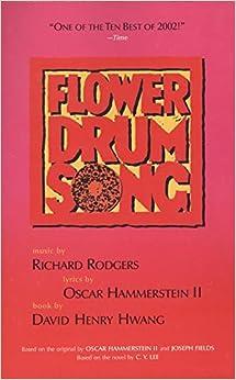 Book Flower Drum Song