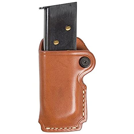 Amazon BLACKHAWK Leather Magazine Pouch Double Stack Brown Beauteous Blackhawk Single Stack Magazine Holder